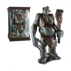 Figurine Harry Potter Magical Creatures No 12 Troll Noble Collection Boutique Geneve Suisse