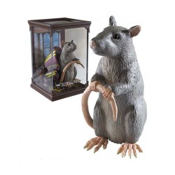Figurine Harry Potter Magical Creatures No 14 Scabbers Noble Collection Boutique Geneve Suisse
