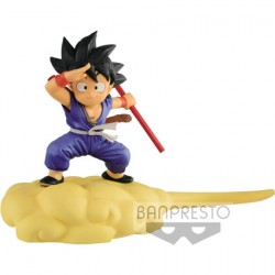 Figurine Dragon Ball Kintoun Son Goku Special Color Version Banpresto Boutique Geneve Suisse