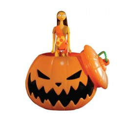 Figuren SDCC 2015 Nightmare Before Christmas ReAction Retro Actionfigur Sally in Pumpkin Ornament Genf Shop Schweiz