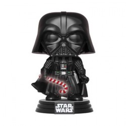 Figurine Pop Star Wars Holiday Darth Vader Chase Edition Limitée Funko Boutique Geneve Suisse