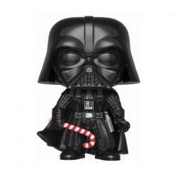 Figurine Pop Star Wars Holiday Darth Vader (Rare) Funko Boutique Geneve Suisse