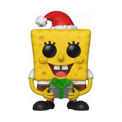 Figuren Pop Spongebob Squarepants Bob Xmas Funko Vorbestellung Genf