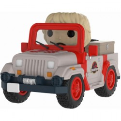 Figurine Pop Ride Jurassic Park -Park Vehicle Funko Boutique Geneve Suisse