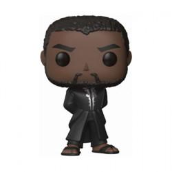 Figurine Pop Marvel Black Panther T'Challa Robe Black Funko Précommande Geneve