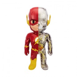 Figurine 4D XXRAY DC Comics The Flash (23 cm) par Jason Freeny Mighty Jaxx Boutique Geneve Suisse