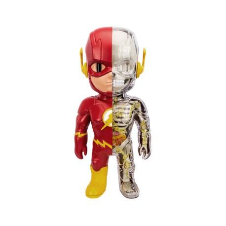 Figurine 4D XXRAY DC Comics The Flash (23 cm) par Jason Freeny Mighty Jaxx Boutique Geneve Suisse