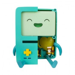 Figurine XXRAY Plus Adventure Time BMO (15 cm) par Jason Freeny Mighty Jaxx Boutique Geneve Suisse