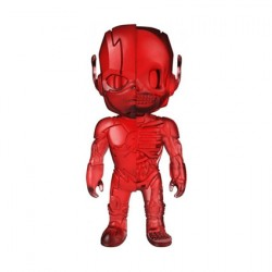 Figur DC Comics The Flash Clear Red XXRAY by Jason Freeny Mighty Jaxx Geneva Store Switzerland