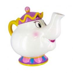 Figurine Théière Disney Beauty And The Beast Mrs Potts Paladone Précommande Geneve