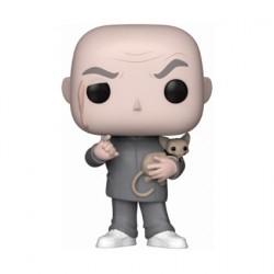 Figurine Pop Movies Austin Powers Dr. Evil Funko Boutique Geneve Suisse