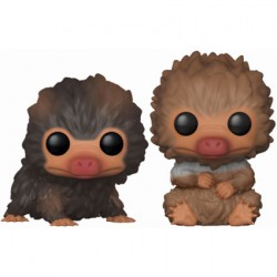 Figurine Pop Fantastic Beasts 2 Baby Nifflers Funko Précommande Geneve