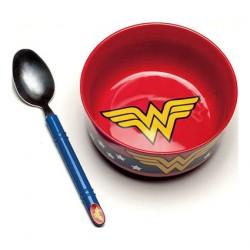 Figuren DC Comics Wonder Woman Frühstück Set Paladone Genf Shop Schweiz