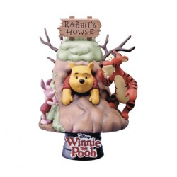 Figur Disney Select Winnie the Pooh Diorama Beast Kingdom Geneva Store Switzerland