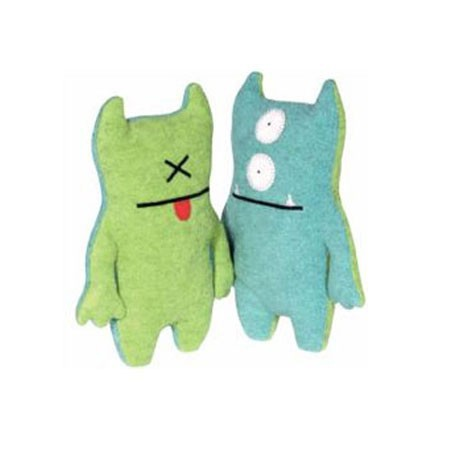 Figur Uglydoll Bop N' Beep by David Horvath Divers Geneva Store Switzerland
