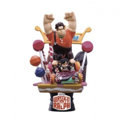 Figur Disney Select Wreck-It Ralph Diorama Beast Kingdom Geneva Store Switzerland