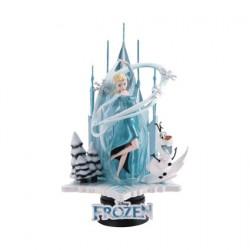 Figurine Disney Select La Reine des Neiges Diorama Beast Kingdom Précommande Geneve