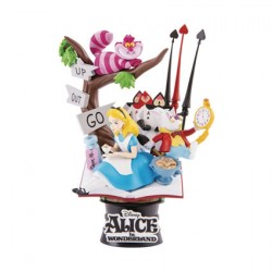 Figuren Disney Select Alice in Wonderland Diorama Beast Kingdom Genf Shop Schweiz