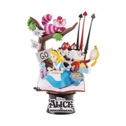 Figurine Disney Select Alice au Pays des Merveilles Diorama Beast Kingdom Boutique Geneve Suisse