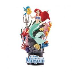 Figurine Disney Select La Petite Sirène Diorama Beast Kingdom Précommande Geneve