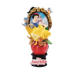 Figur Disney Select Snow White and the Seven Dwarfs Diorama Beast Kingdom Geneva Store Switzerland