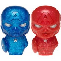 Figurine Funko Hikari XS Marvel 2-Pack Captain America Edition Limitée Funko Boutique Geneve Suisse