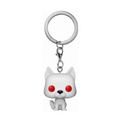 Figurine Pop Pocket Porte clés Game of Thrones Ghost Funko Boutique Geneve Suisse