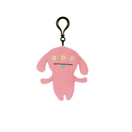 Figur UglyDoll Keychain : Peaco Divers Uglydoll and Bossy Bear Geneva