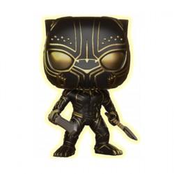 Figur Pop Black Panther Killmonger Glow in the Dark Limited Edition Funko Geneva Store Switzerland