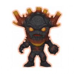 Figurine Pop Games Marvel Contest of Champions King Groot Phosphorescent Edition Limitée Funko Boutique Geneve Suisse