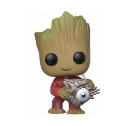 Figurine Pop Marvel Groot avec Cyber Eye Edition Limitée Funko Boutique Geneve Suisse