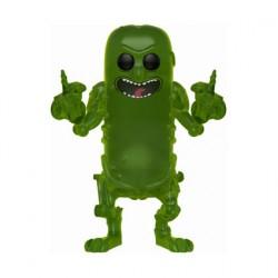 Figurine Pop Rick et Morty Pickle Rick Translucent Edition Limitée Funko Boutique Geneve Suisse