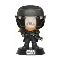 Figur Pop Star Wars Solo Henchman Limited Edition Funko Geneva Store Switzerland