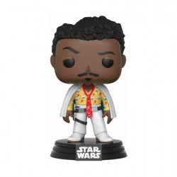 Figurine Pop Star Wars Solo Lando Calrissian Edition Limitée Funko Boutique Geneve Suisse
