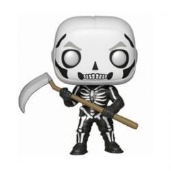 Figurine Pop Games Fortnite Skull Trooper Funko Boutique Geneve Suisse