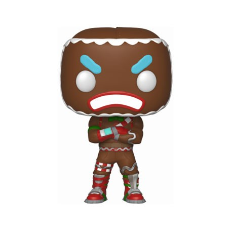 Figurine Pop Games Fortnite Merry Marauder Funko Boutique Geneve Suisse