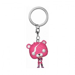 Figurine Pop Pocket Porte-clés Fortnite Cuddle Team Leader Funko Boutique Geneve Suisse