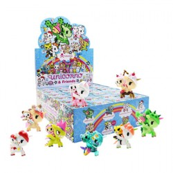 Unicorno & Friends by Tokidoki