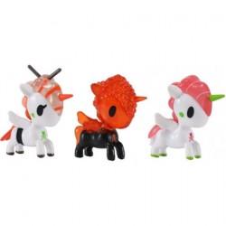 Figurine Licorne Sushicorno 3-Pack par Tokidoki Tokidoki Boutique Geneve Suisse