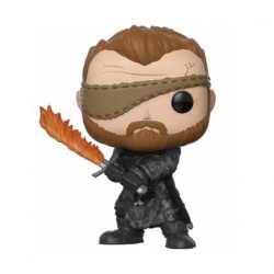 Figurine Pop NYCC 2018 Game of Thrones Beric Dondarrion with Flame Edition Limitée Funko Boutique Geneve Suisse