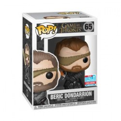 Figur Pop NYCC 2018 Game of Thrones Beric Dondarrion with Flame Limited Edition Funko Geneva Store Switzerland