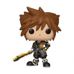 Figuren Pop NYCC 2018 Kingdom Hearts Sora in Guardian Form Limitierte Auflage Funko Genf Shop Schweiz