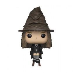 Figuren Pop NYCC 2018 Harry Potter Hermione Granger with Sorting Hat Limitierte Auflage Funko Genf Shop Schweiz