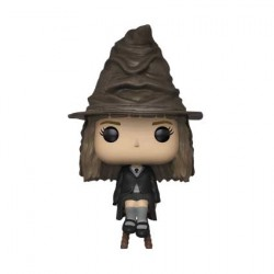 Figurine Pop NYCC 2018 Harry Potter Hermione Granger with Sorting Hat Edition Limitée Funko Boutique Geneve Suisse