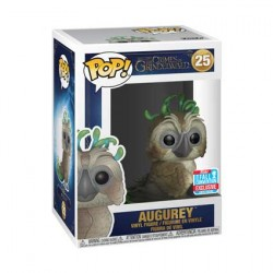 Figur Pop NYCC 2018 Fantastic Beasts The Crimes of Grindelwald Augurey Limited Edition Funko Geneva Store Switzerland