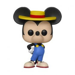 Figurine Pop NYCC 2018 Disney Little Whirlwind Mickey Mouse 90th Anniversary Edition Limitée Funko Boutique Geneve Suisse