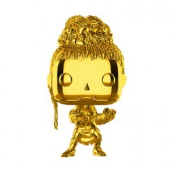 Figurine Pop NYCC 2018 Marvel Studios The First Ten Years Shuri Gold Chrome Edition Limitée Funko Boutique Geneve Suisse