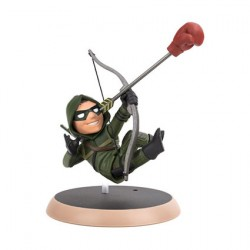 Figur DC Comics Green Arrow Q-Fig Quantum Mechanix Geneva Store Switzerland