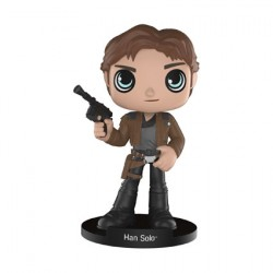 Figurine Funko Star Wars Han Solo Movie Wacky Wobbler Funko Boutique Geneve Suisse