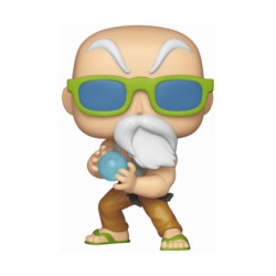 Figurine Pop Dragon Ball Super Master Roshi Max Power Edition Limitée Funko Boutique Geneve Suisse